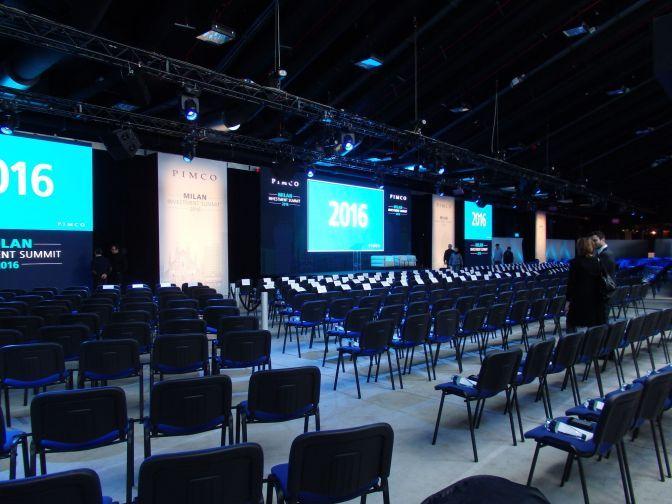 layout sala eventi